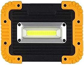 letaowl 30W COB-LED 750-1200lm draagbare oplaadbare campinglamp 18650 batterij waterdichte noodzaklamp koplamp lantaarn