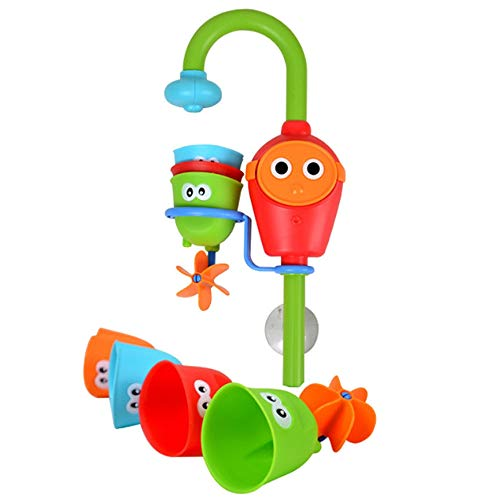 Rain City 2019 du Die Le Rotating Douche Jouet électrique Manuel Chasser Bras de l'eau Exercice bébé Strength Convient pour Les bébés de Plus de 3 Ans