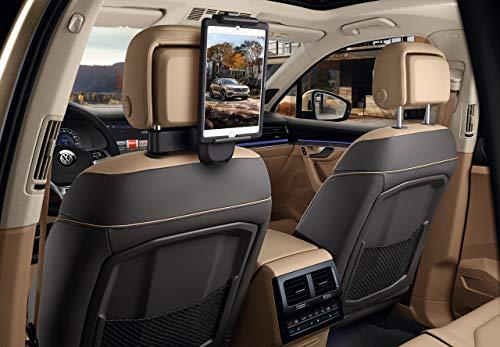 Volkswagen 000061125N Soporte para Tablet Universal (Requiere Adicional Safety Case) Original Viaje & Comodidad Sistema