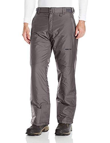 Arctix Men's Essential Snow Pants, Charcoal, Medium/Regular