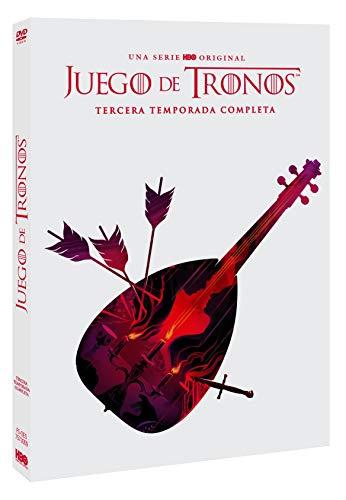 Juego De Tronos Temporada 3 Ed.Limitada R.Ball [DVD]