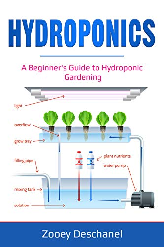 Hydroponics A Beginner S Guide To Hydroponic Gardening Greenhouse Book 1 Kindle Edition By Deschanel Zooey Crafts Hobbies Home Kindle Ebooks Amazon Com