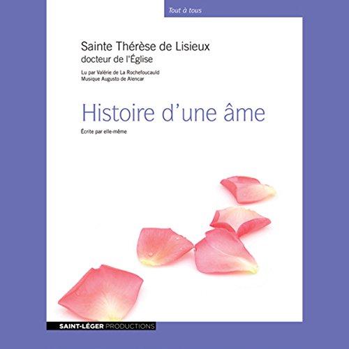 Histoire d'une âme  audiobook cover art