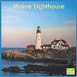Maine Lighthouse Calendar 2022: Official US State Maine Calendar 2022, 16 Month Calendar 2022