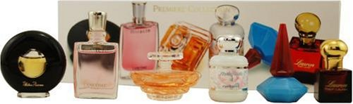 The Premiere Fragrance Collection for Women 6-Piece Set (Paloma Picasso, Miracle, Tresor, Anais Anais, Lou Lou and Lauren)