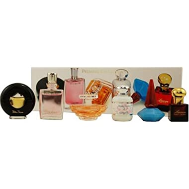 The Premiere Fragrance Collection for Women 6-Piece Set (Paloma Picasso, Miracle, Tresor, Anais Anais, Lou Lou and…