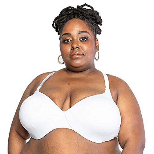 TRUSST Women's Convertible Bra White