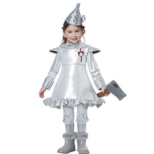 Halloween Kostüme Mädchen Tin Man Performance Kostüm,M