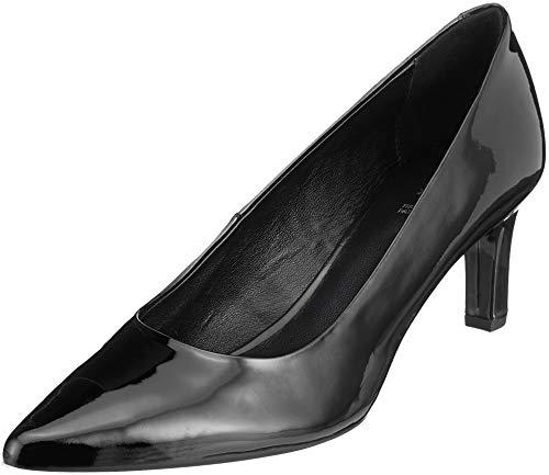 Geox D Bibbiana A, Escarpins Femme, Noir (Black C9999),...