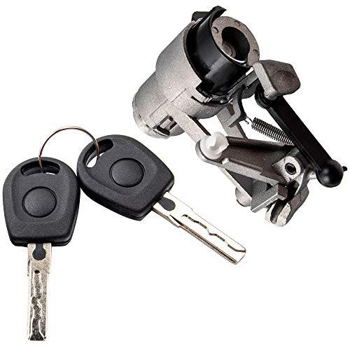 maXpeedingrods Schloss Heckklappe Hecklappenschloss + Schlüssel für Golf IV Lupo Arosa