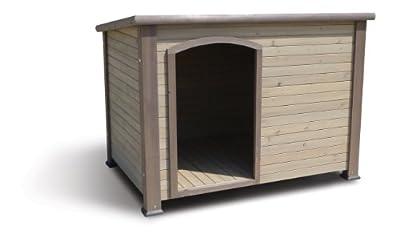 Precision Pet Extreme Log Cabin Large