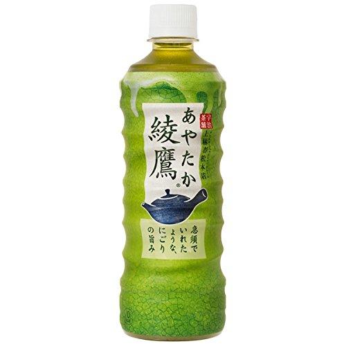 コカ・コーラ(Coca-Cola)『綾鷹 525ml』