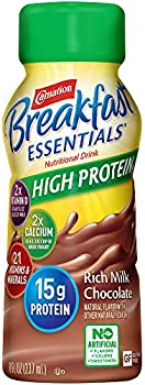 24-Pack Carnation Breakfast Essentials High Protein Ready-to-Drink 8oz