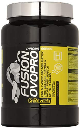 Beverly Nutrition Fusion Ovopro - Choco, Chrome Series - 1000 gr