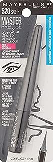 Maybelline Master Precise Ink Metallic Liquid Liner, 520 Galactic Metal (Pack of 2)