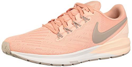 Nike Damen Air Zoom Structure 22 Traillaufschuhe, Pink (Pink Quartz/Pumice/Washed Coral 601), 42 EU