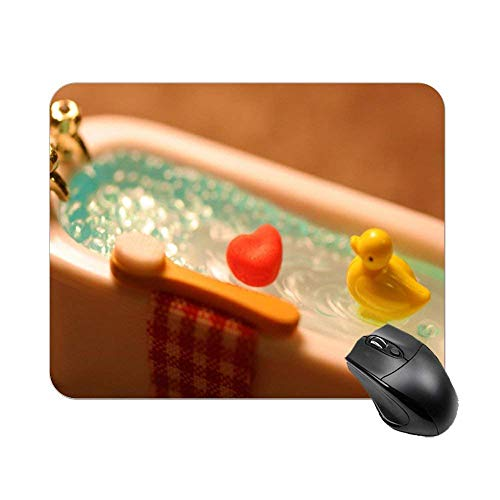Badewanne Toy Mouse Pad