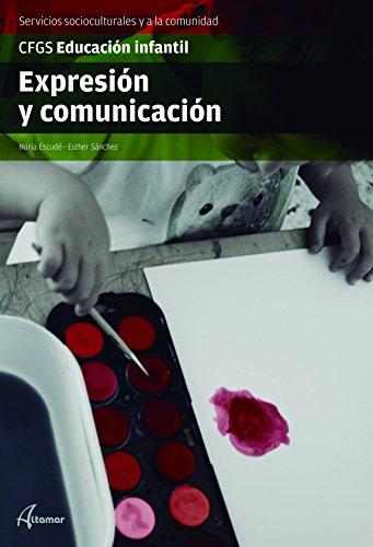 Expresión y comunicación (CFGS EDUCACIÓN INFANTIL)