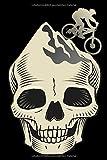Notizbuch Fahrrad MTB Mountain-Biking Mountain Bike Mountainbike bicycle  NOTEBOOK: Punkteraster Papier gepunktet - Dotted Dot grid Paper 120 Seiten ... Sport  Downhill Mountain Bike Team Geschenk
