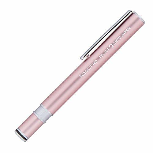 Ohto Tasche - Pluma compacta, color rosa