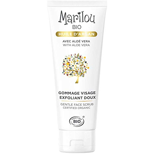 Marilou Bio - Gamme Argan - Gommage pour le Visage...