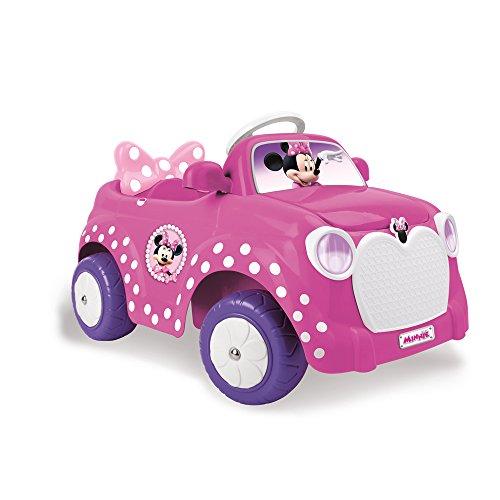 Minnie Mouse- Minnie Coche Radio Control, Color Rosa (Famosa 800010251)