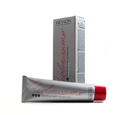 REVLON PROFESSIONAL Revlonissimo Colorsmetique Color&Care Permanente Haarfarbe 7.24, Mittelblond Perlmutt Kupfer, 1er Pack (1 x 60 ml)