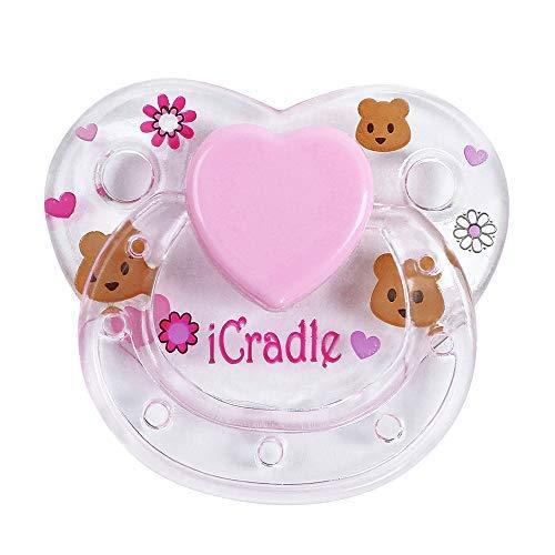 Godyluck Reborn Doll Supplies Imán Chupete Reborns Baby