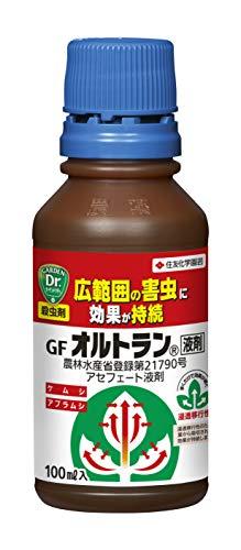 住友化学園芸 殺虫剤 GFオルトラン液剤 100ml