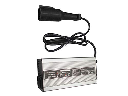 Club Car 48 Volt for Golf Cart Battery Charger 5 amp - with 3 Pin Charge Plug