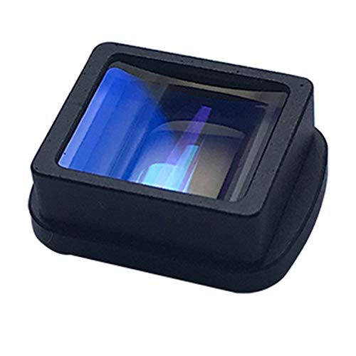 1.33X Anamorphes Objektiv Anamorphotisches Objektiv für Pocket 2 Filmaufnahmen Videoaufnahme Osmo Pocket Camera Lens
