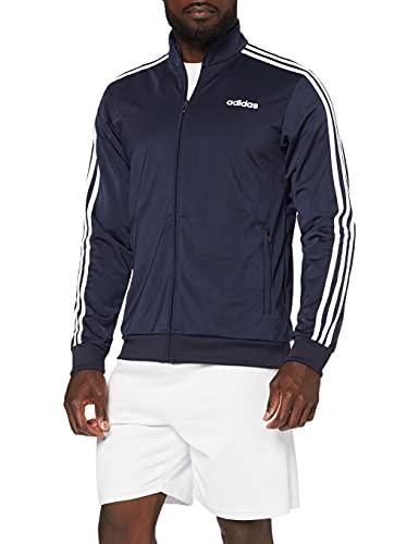 adidas Herren Essentials 3-streifen Trainingsjacke, Legend Ink/White, 19 Gro e Größen Tall , XL