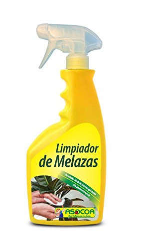 ASOCOA - Insecticida Limpiador de Melazas. Elimina cochinilla, pulgón, Trip. Natural y Biodegradable.
