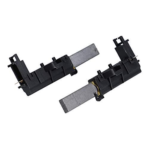 LUTH Premium Profi Parts Escobillas de carbón para AEG Electrolux 405505048 4055050480 Lavadora de Welling-Motor