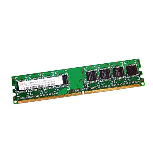 Hynix 512MB Ram HYMP564U64CP8-Y5 AB-C 240 PIN DDR2 PC2-5/667Mhz 1Rx8 CL5