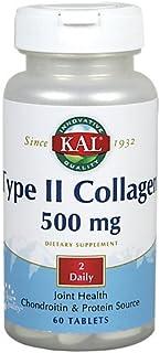 Type II Collagen 500mg Kal 60 Tabs