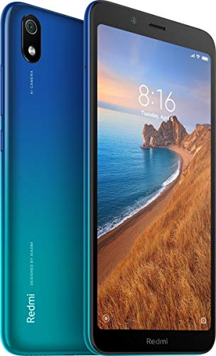 Celular Xiaomi Redmi 7A 32GB 2GB Ram Azul Versão Global Tela 5.45 Original