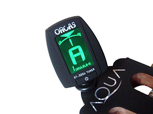 ORCAS OT-300U ウクレレチューナー