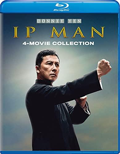 Ip Man 4-Movie Collection [Blu-ray]