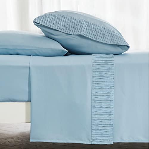 Bedsure Juego de Sabanas Cama 180-180x190/200 cm