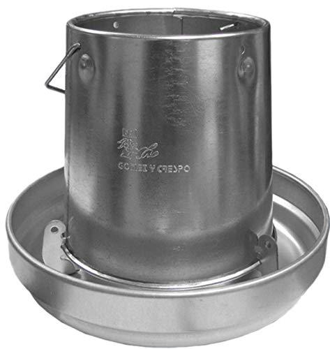 Tolva - Gomme et crêpe galvanisée 5 kg