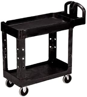 Rubbermaid - FG450088BLA - 39 in by 17 7/8 in Black Utility Cart