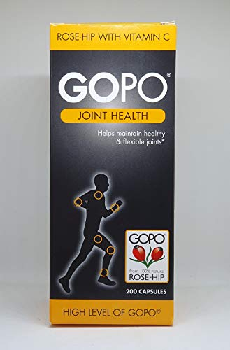 GOPO Joint Health 200 capsule, 100 g
