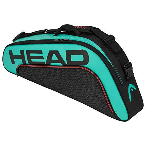 HEAD Unisex-Erwachsene Tour Team 3R Pro Tennistasche, blau/pink