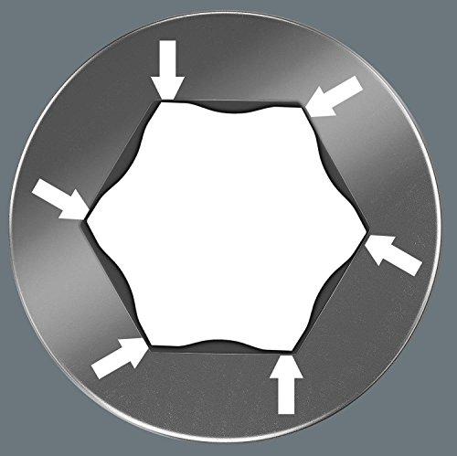 Wera 950 PKL/9 SM N Winkelschlüsselsatz, metrisch, gestellverchromt, 9-teilig, 05022087001