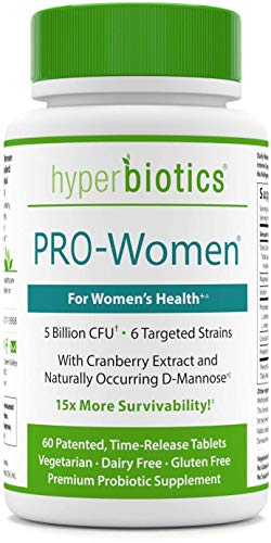 PRO-Women: Probiotics For Women, Patented Time Release...