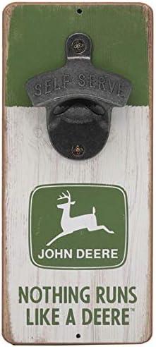 John Deere Wall Bottle Opener product image