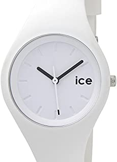 (アイスウォッチ) Ice-Watch 腕時計 000992 ICE Ola ICE.WE.S.S アイス オラ 38mm スモール ホワイト ユニセックス [並行輸入品]