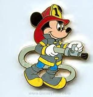 mickey fireman pin