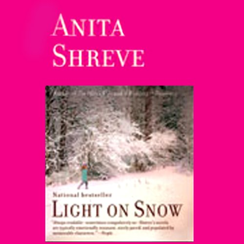 Light on Snow cover art